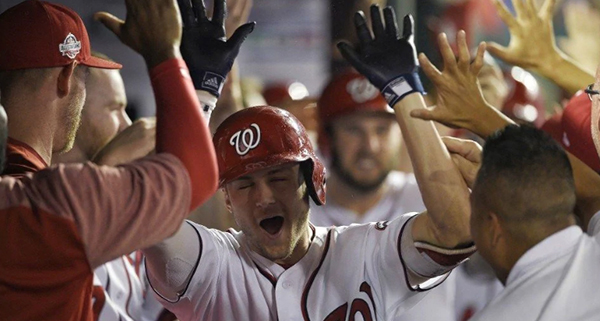 Trea Turner: Team's Largest Comeback Win in History