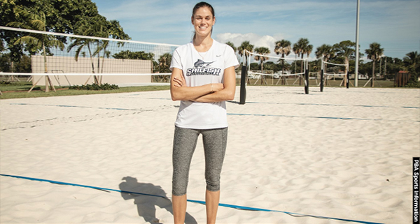 Christina Alessi Matthews: PBA's Beach VB Head Coach