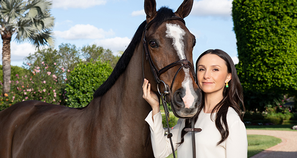 Equestrian, Philanthropist and Pet Rescuer