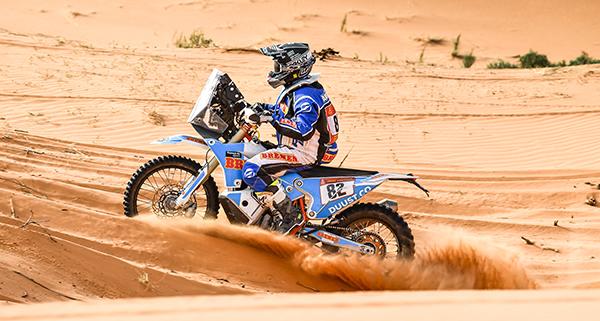 Arredondo: His Best Yet in the Dakar Rally 2020