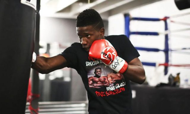 Lubin: Impresses with 4th-Round TKO on Showtime