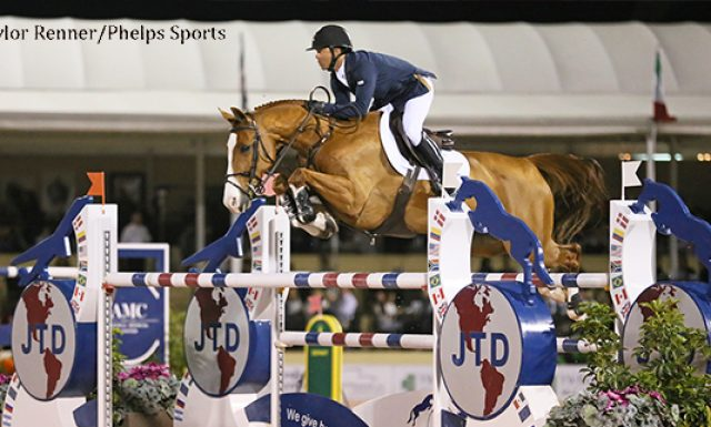 Kent Farrington: Speaks on Recovery and the Future