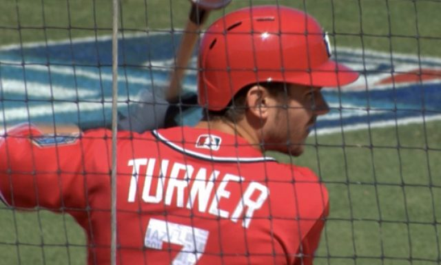 Turner: Celebrates First World Series Title